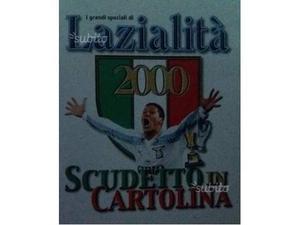 Cartoline scudetto Lazio