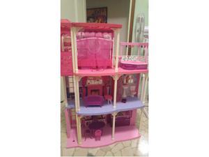 Casa di barbie anni con ascensore posot class for Piani casa di gambrel