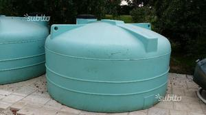 Cisterne Nuove (mai usate) da  Litri