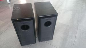 Coppia subwoofer passivi mission 73ps made in uk