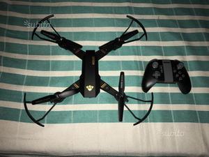 Drone visuo xs809hw pieghevole