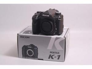 Fotocamera digitale reflex full frame pentax k-1. ex demo.
