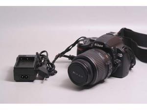 Fotocamera digitale reflex nikon d60 + nikon  vr.