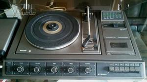 Impianto stereo Philips - Faretti - casse Aiwa