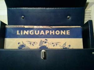 Linguaphone corso di inglese in vinile