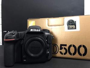 Nikon D500 in Garanzia  scatti