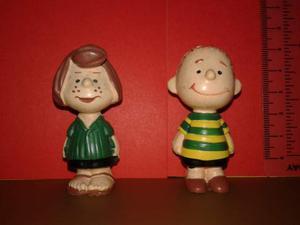 PEANUTS (Anni '60), di Charles M. Schulz: rari pupazzetti