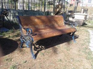 Panchine Da Giardino Legno E Ghisa : Panchina da giardino o esterni in ghisa e legno posot class