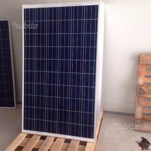 Pannelli fotovoltaici nuovi