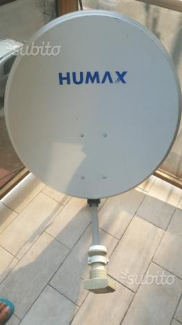 Parabola satellitare completa Humax