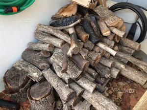 Regalo legna mista da bruciare