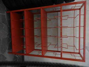 Scaffale con divisori per vinili posot class - Valigia porta vinili ...