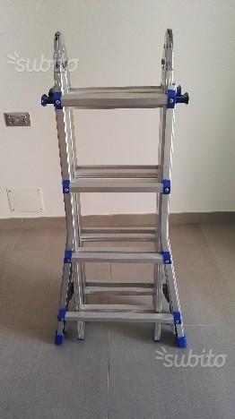 Scala in alluminio professionale
