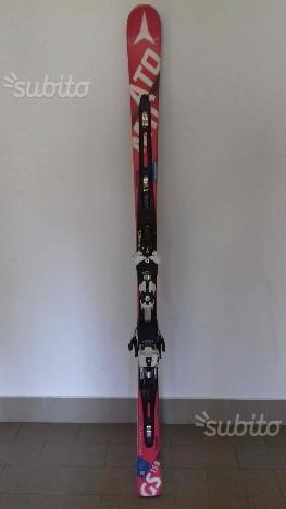 Sci gara Junior Atomic Redster GS 158
