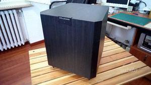 Subwoofer wharfedale powercube 8 amplificato posot class - Subwoofer attivo casa ...