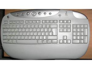 Tastiera wireless Logitech Cordless Desktop Optical