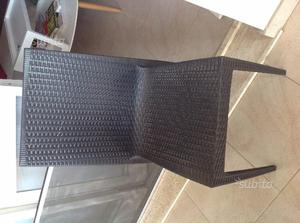 Tavolo da giardino + 4 sedie