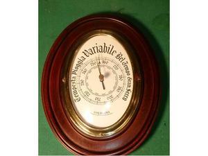 () barometro altimetro compensato goldtime