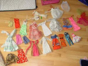 Barbie - abiti originali anni '60 - vestiti rari bellissimi