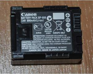 Batteria per videocamera canon