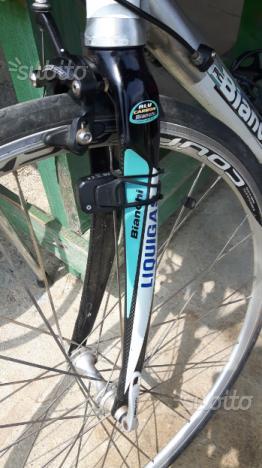 Bici da Corsa Bianchi telaio 61cm