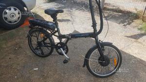 Bici elettrica pieghevole miele px 20 fat posot class for Bici pieghevole elettrica usata