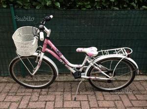 Bicicletta per bambina