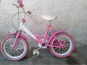Biciclette perfettamente funzionanti varie misure