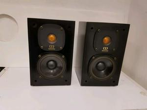 Casse monitor audio one gold