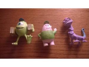 Disney pixar esselunga - monsters university - 0.50 ciascuno