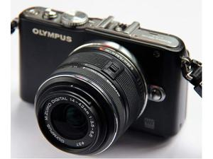 Fotocamera mirrorless Olympus Pen Lite E-PL3