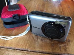 Macchina fotografica canon powershot a590 posot class for Macchina fotografica compatta