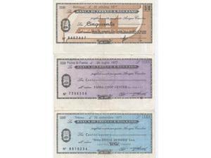 Mini assegni Banca Trento e Bolzano