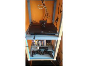 PS3 Slim 320GB+Ps Move+2 controller+14 giochi