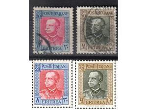 R- colonie italiane-eritrea