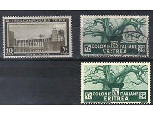 R- varieta'- colonie italiane