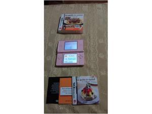 Videogioco per Nintendo DS lite La guida in cucina