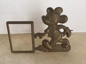 Walt disney mickey mouse ottone