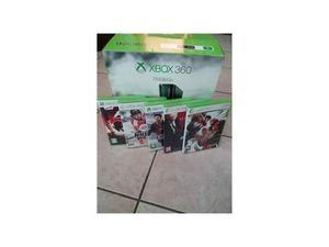 X box 360 con 5 giochi