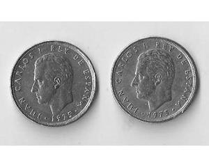 5 Pesetas  Spain Coin
