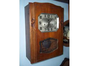 Antico orologio a pendolo francese