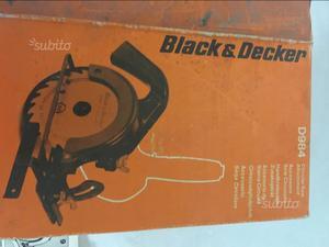 Black & decker d984 sega circolare