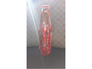 Coca cola Natale  bottiglia alluminio