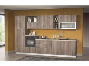 Cucina moderna lube cucinexport l 330 cm posot class for Cappa cucina moderna