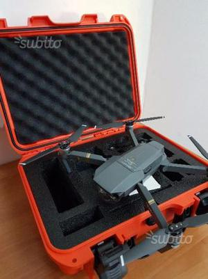 Drone mavic pro più borsa contenitore drone