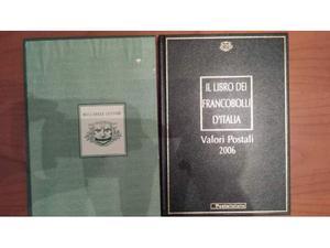 """Italia  libro dei francobolli """"buca delle lettere"""""""