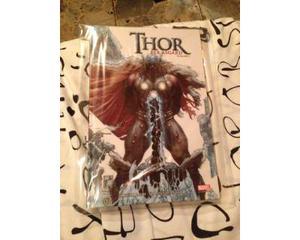 Marvel Graphic Novel Thor Per Asgard Panini 1/2 completa