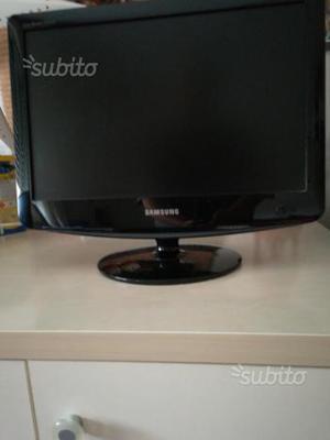 Tv monitor 19 pollici hannspree t191h senza piede   Posot Class