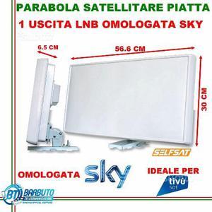 Parabola Sky Minimal
