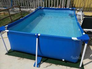 Piscina intex bestway 549x274 posot class - Filtro piscina intex ...